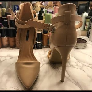 Forever 21 Strappy Heels